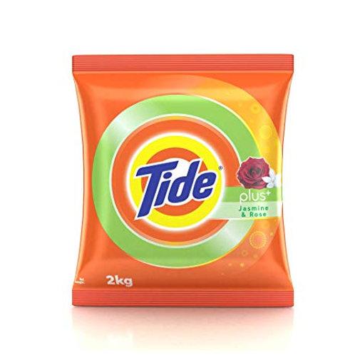 Tide Plus Extra Power Jasmine & Rose Detergent Powder 1kg