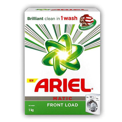 Ariel Detergent Powder Front Load, 1 kg