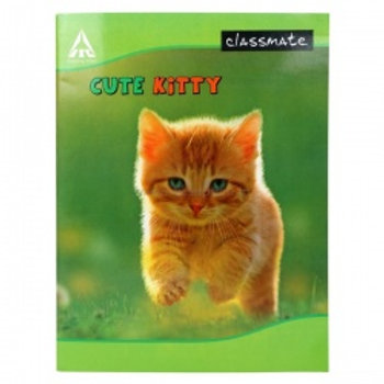ITC Classmate CBSE Notebook Square 1 cm, 172 Pages, 1 N