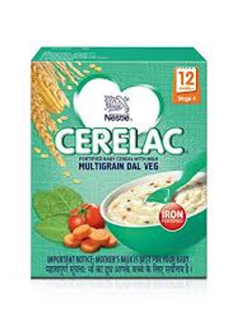 Cerelac Stage 4 Dal Veg Baby Food 300 g