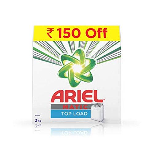 Ariel Matic Top Load Detergent Powder 3kg