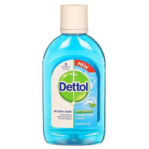 Dettol Disinfectant Menthol Cool, 200 ml