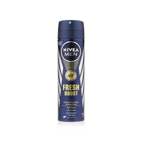 Nivea Deodorant Spray Power Boost, 150 ml