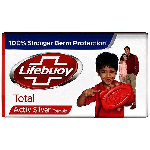 Lifebuoy Total Soap 4 N (125 g Each)