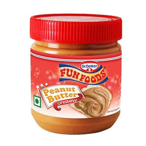 Fun Food Peanut Butter Creamy, 340 g