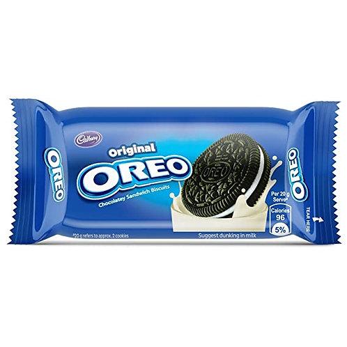 Cadbury Oreo Vanilla Crème Biscuit 50 g Pack of 3
