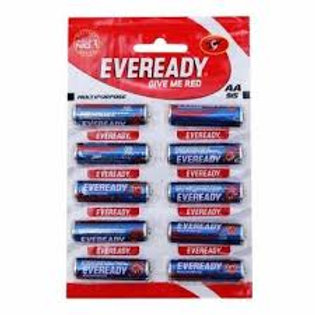 Eveready Blue 915 AA Cell Battery 10 N