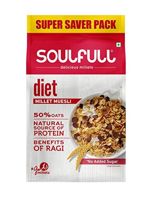 Soulfill Diet Muesli 700 g