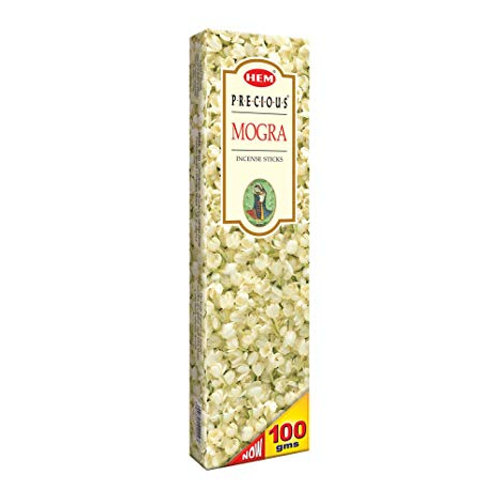 Hem Agarbatti Precious Mogra, 100 g