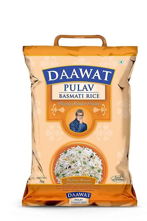 Daawat Pulav Rice 5 kg