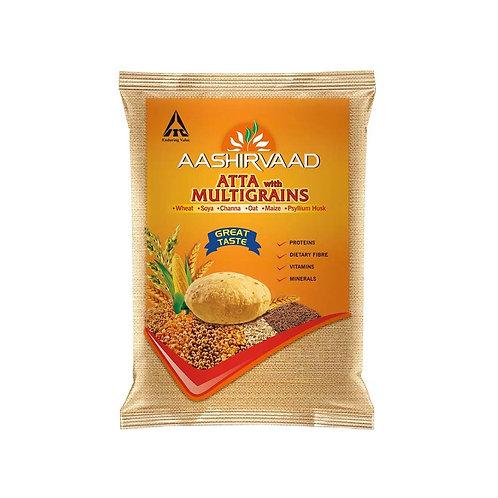 Aashirvaad Multigrain Atta , 5kg