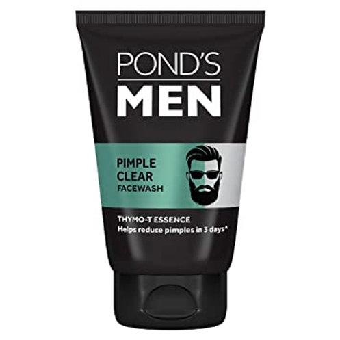 Ponds Pimple Clear Face Wash For Men 50 g