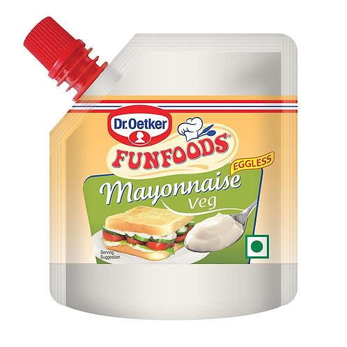Fun Foods Mayonnaise,100 g