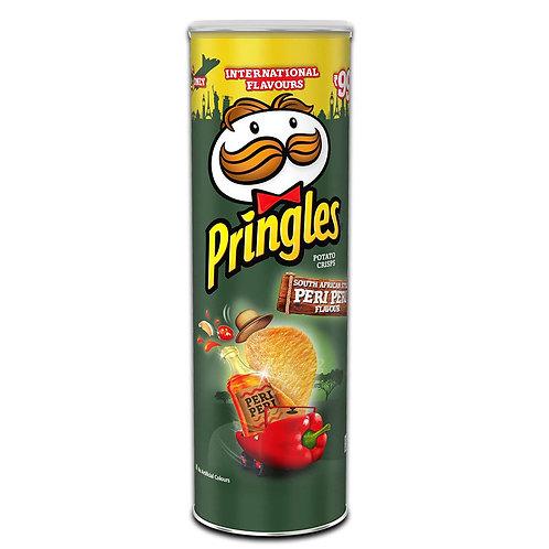 Pringles Peri Peri Chips 107 g