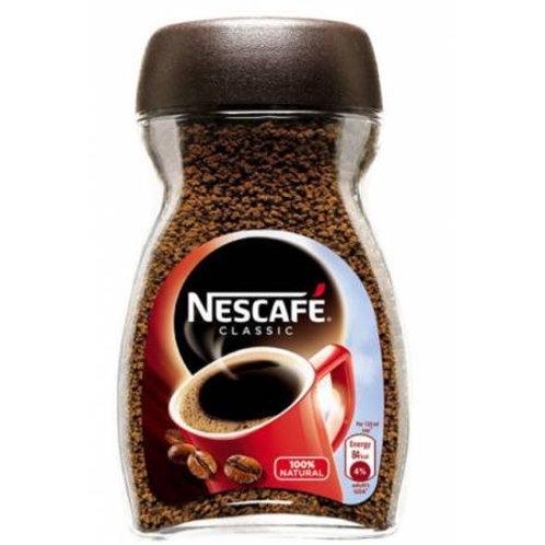 Nescafe Classic Coffee Jar, 50 g