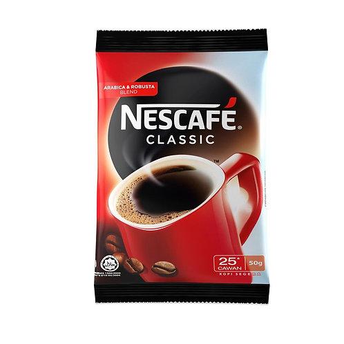 Nescafe Classic Coffee Sachet, 50 g