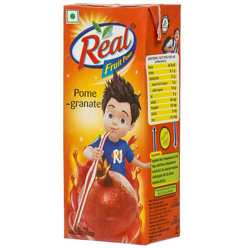 Real Pomegranate Juice 30 N (200 ml Each)
