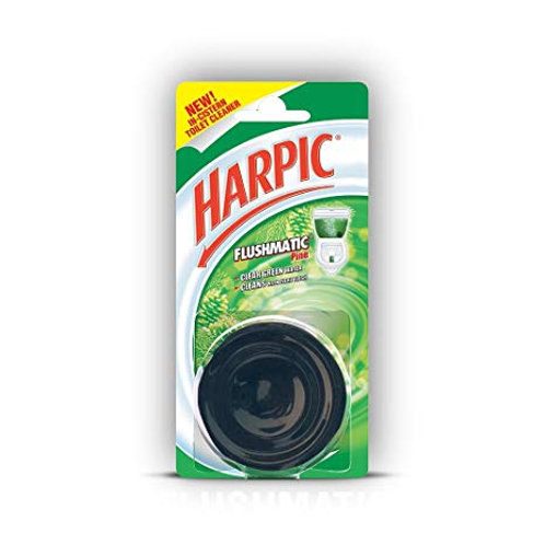 Harpic Flushmatic Pine Toilet Cleaner