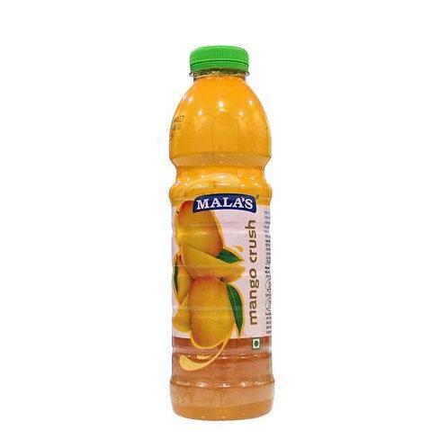 Mala's Crush Mango, 1 L