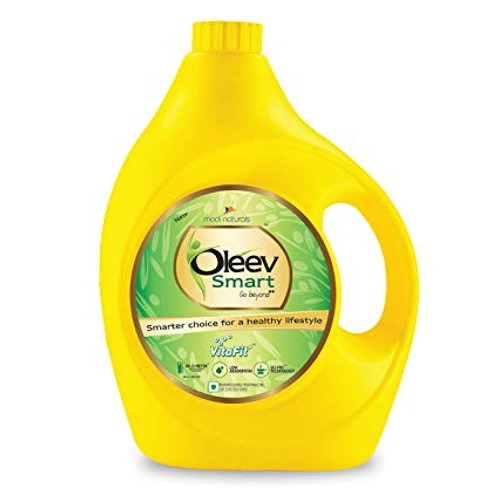Oleev Smart Edible Oil (Jar), 5l