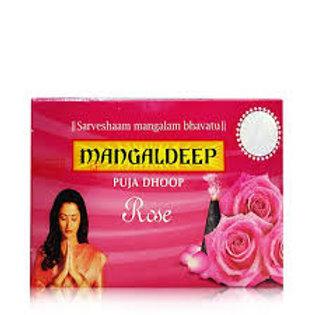Mangaldeep Rose Dhoop 20 UNITS