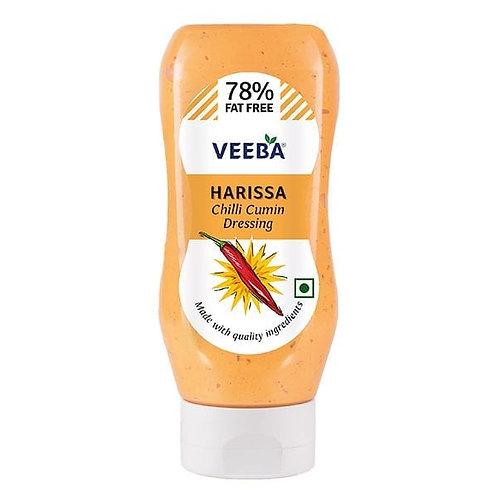 Veeba Harissa Chilli Cumin Dressing (280 gm)