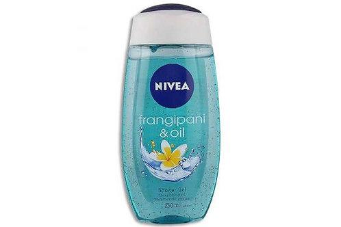 Nivea Bodywash Frangipani & Oil, 250 ml