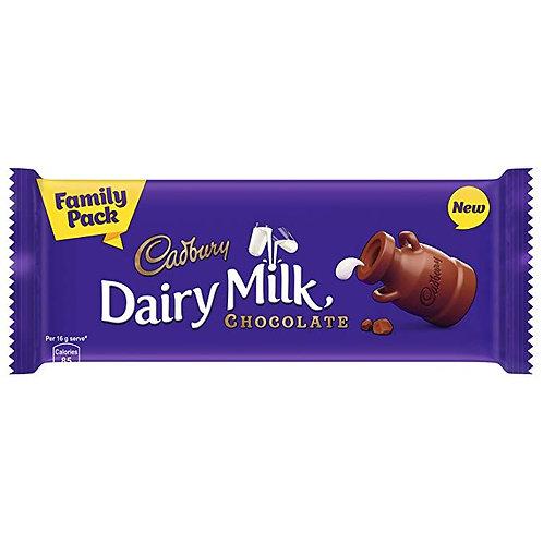Cadbury Dairy Milk Family Pack Chocolate