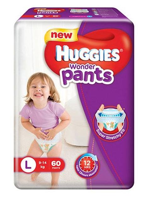 Huggies Pants Large, 8 N