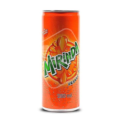 Mirinda Orange Can, 250 ml