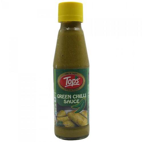 Tops Green Chilli Sauce 200 g
