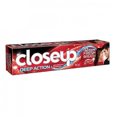Close Up Red Toothpaste 80 g