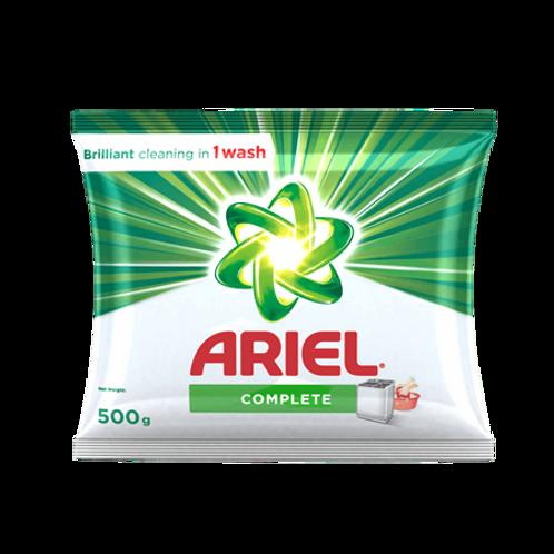 Ariel Detergent Powder Complete, 500 g