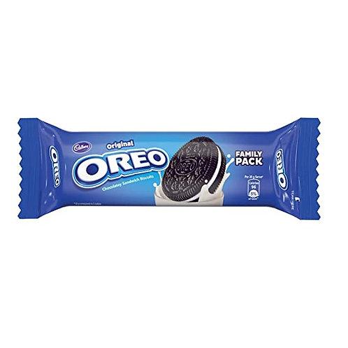 Cadbury Oreo Vanilla Crème Biscuit 120 g Pack of 2