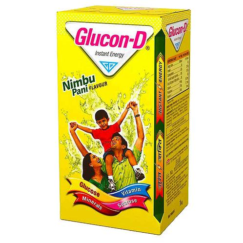 Glucon-D Nimbu Paani Refill, 1 kg