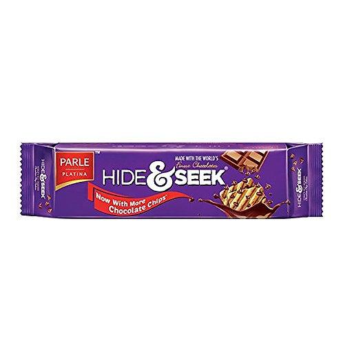 Parle Hide & Seek Chocolate Cream Biscuit 100 g