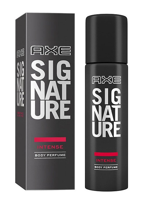 AXE Body Perfume Intense, 122 ml