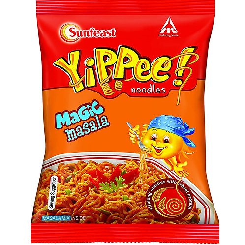 Yippee Magic Masala Noodles 120 g