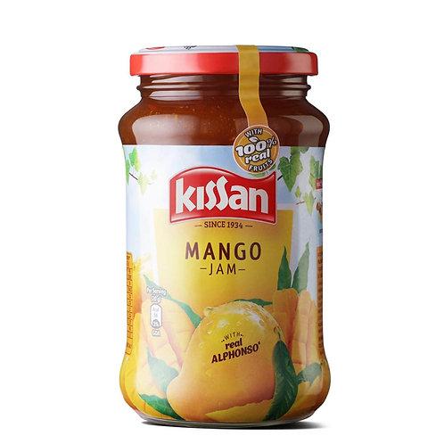 Kissan Jam Mango, 490 g