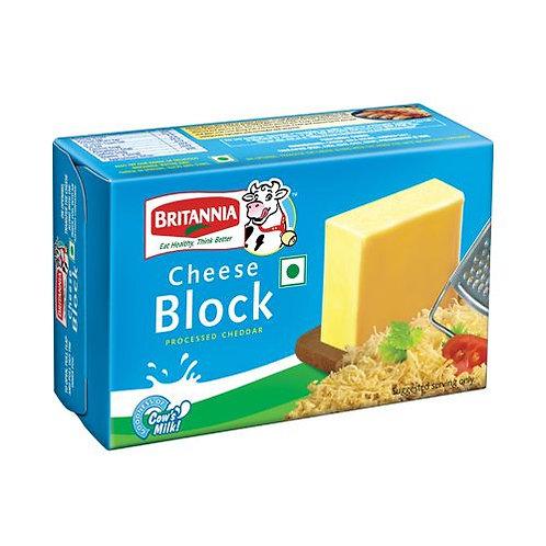 Britannia Processed Cheese Block, 400 g