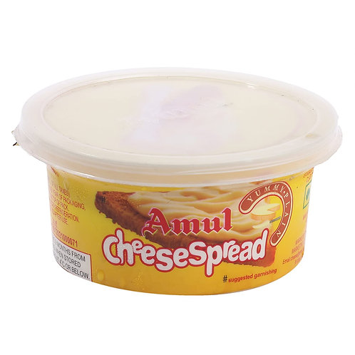 Amul Cheese Spread Plain, 200 g
