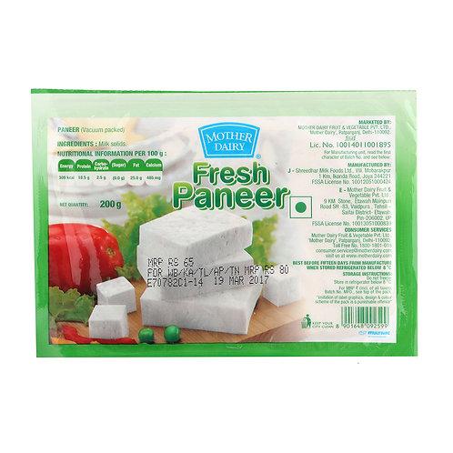 Mother Dairy Paneer 200g