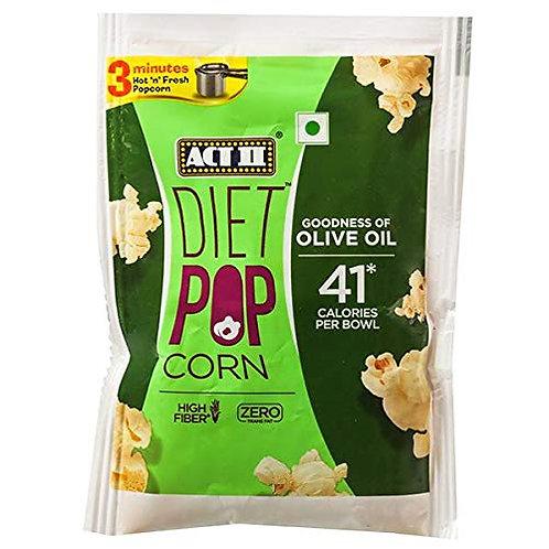 ACT II Diet Popcorn , 70 g