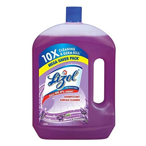 Lizol Lavender Floor Cleaner 2 L