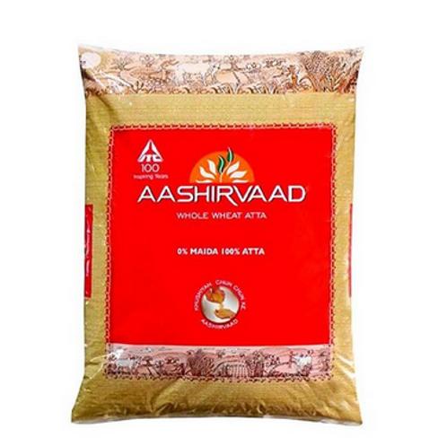 Aashirvaad Shudh Chakki Whole Wheat Atta,10kg