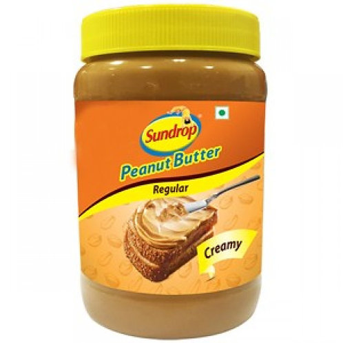 Sundrop Peanut Butter Creamy, 924 g