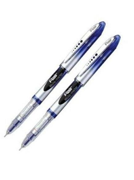Flair Blue Ball Pen,Writometer, 3 N