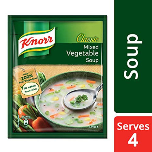 Knorr Soup Mixed Veg, 45 g