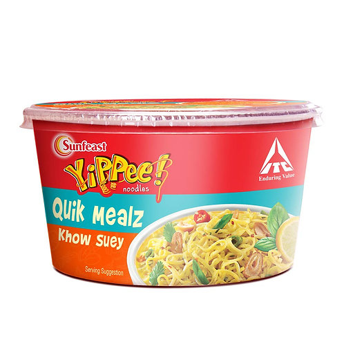 Yippee Khow Suey Quick Mealz Noodles 70 g