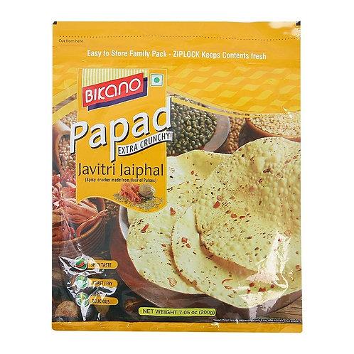 Bikano Papad Combo Pack, 200 g